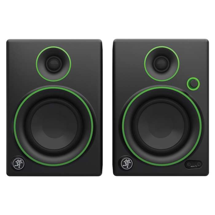 Monitores Mackie CR4 audio par 4Pg