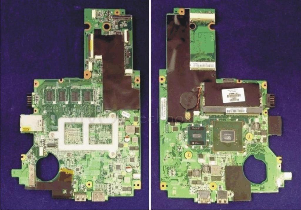 Board HP Mini 311