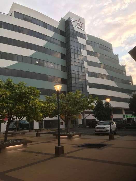 Alquilo Oficina en el Edificio River Plaza / Vía Samborondon