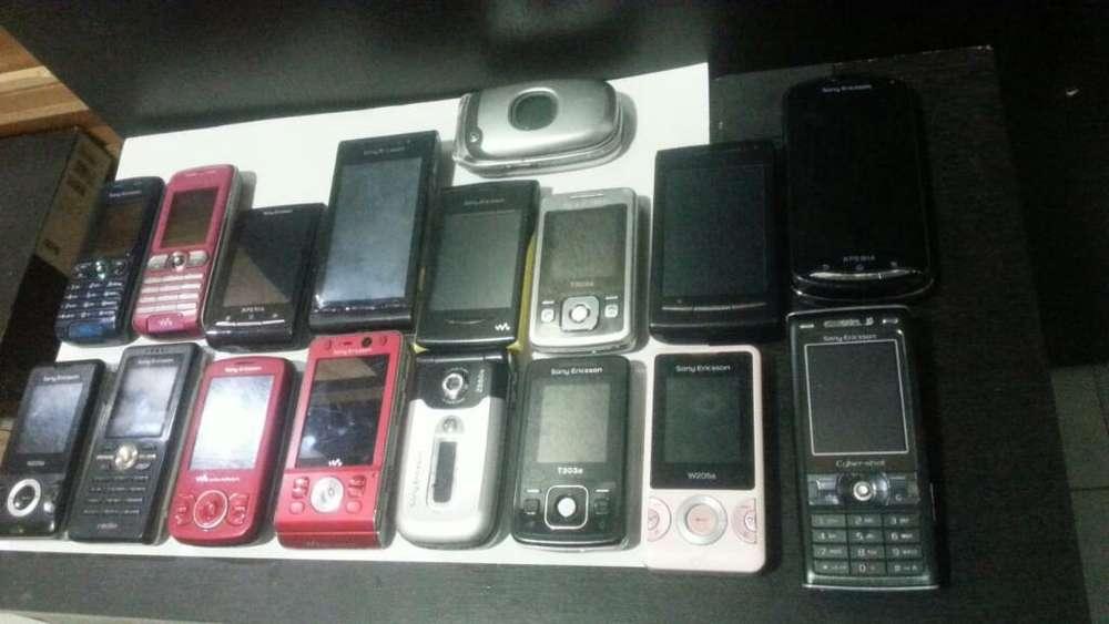 Colección Sony Ericsson Clásicos