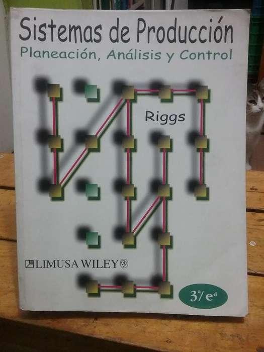 Sistemas de Produccion Analisis planeacion y control Riggs editorial limusa