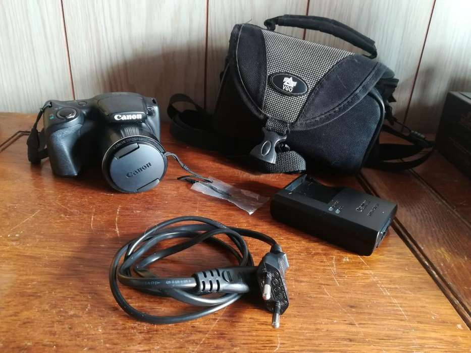 Cámara Canon Powershot Sx410 Is