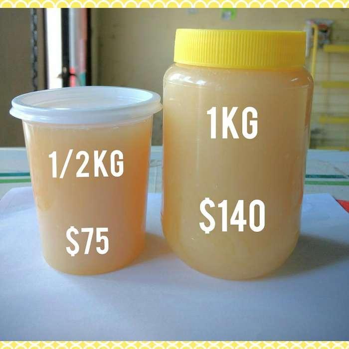 ¡miel 100% Pura! 1kg O 1/2 Envío Gratis