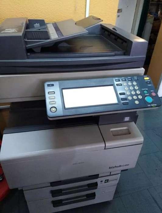 Fotocopiador Bizhub C450