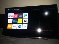 2 Televisores Smart 42 Sony Y 50 Lg