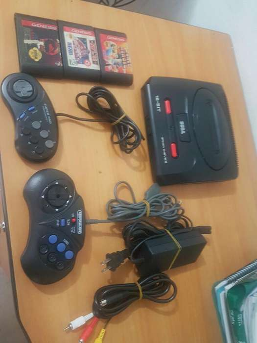 Sega Genesis 2 Europeo