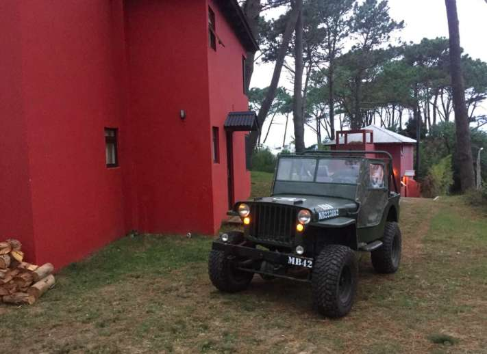JEEP Willys 1942 - 100000 km