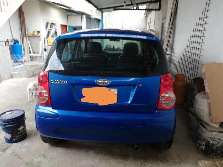 Kia Picanto 2008 - 62000 km