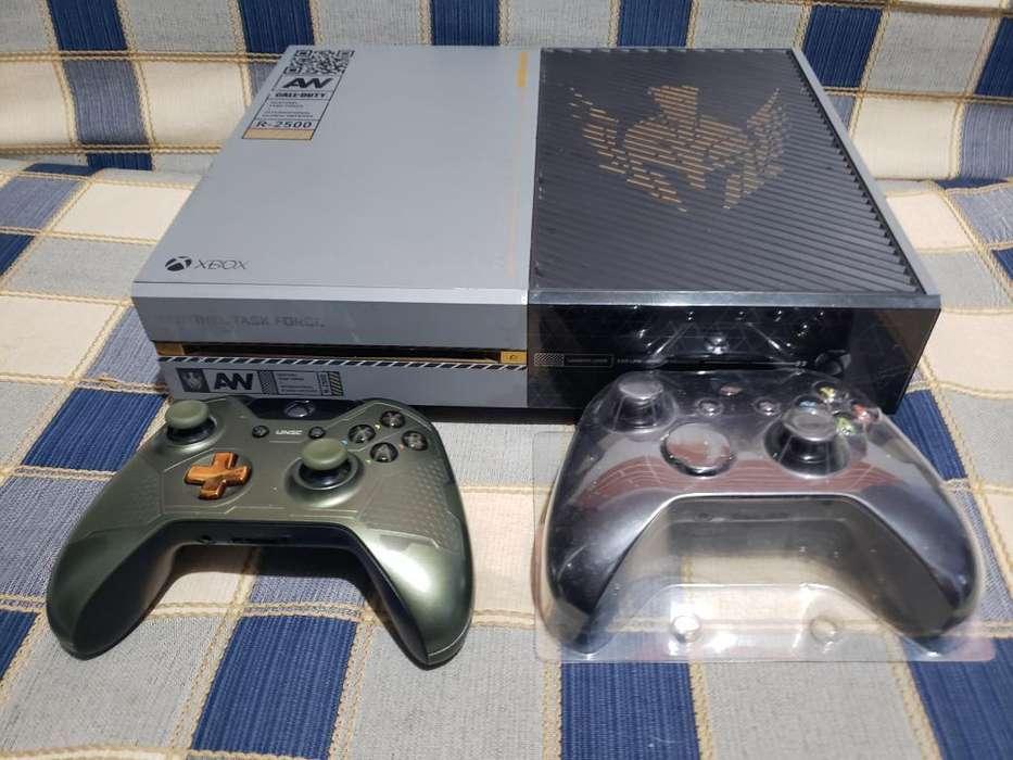 Xbox One Edicion Limitada