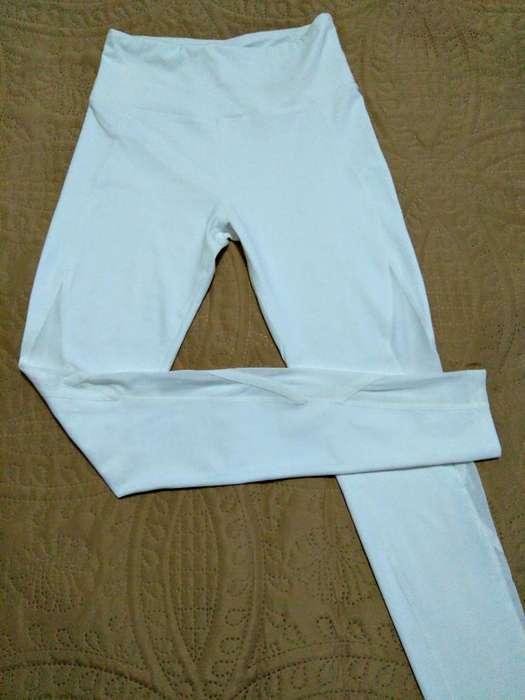 Lycra Blanca Nueva Americana Talla S