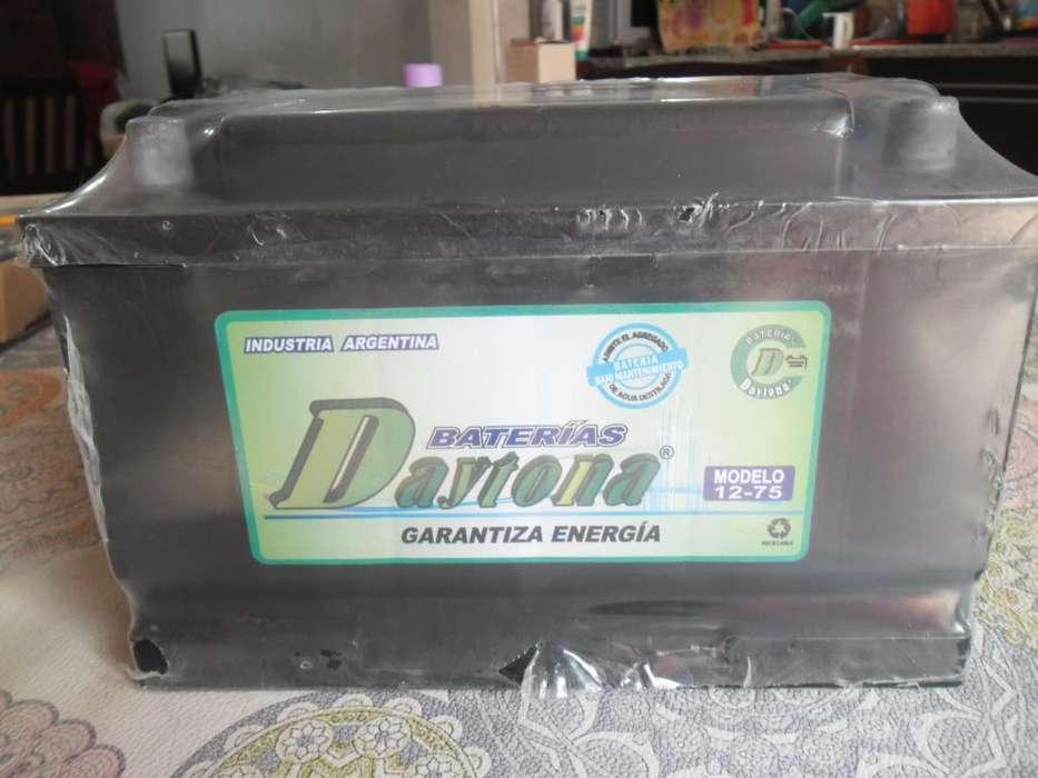 Vendo Bateria de 12x75
