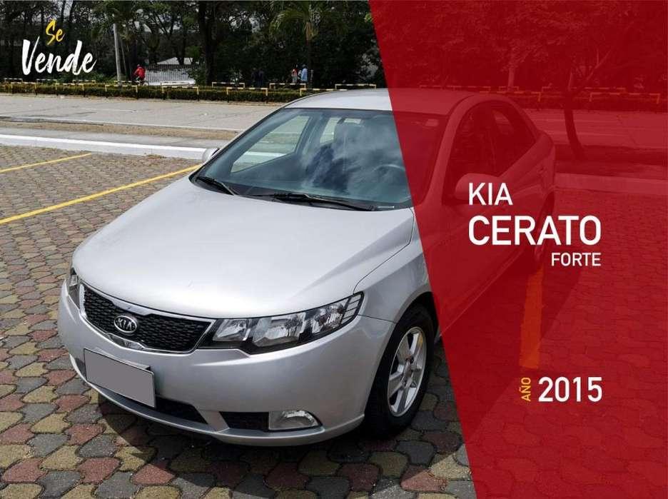 Kia Cerato  2015 - 43000 km