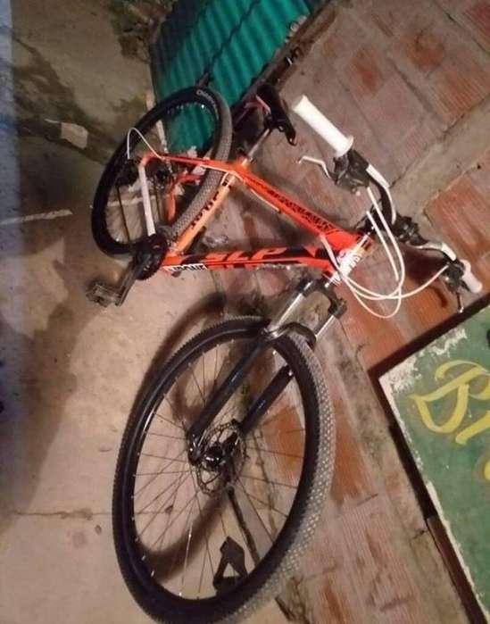 Vendo Bicicleta Slp Nueva 362 410 0249