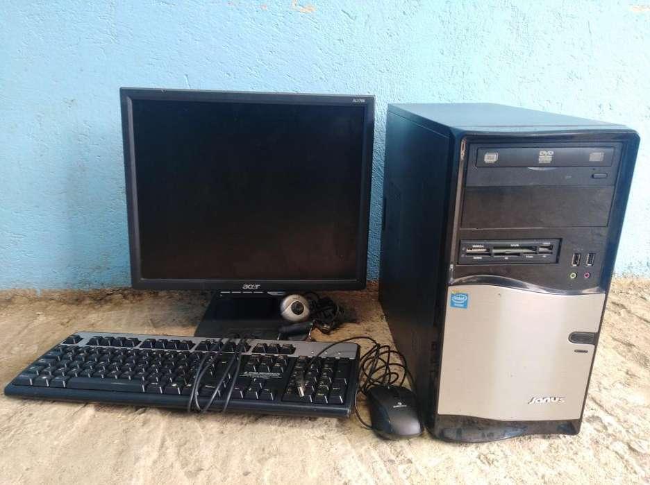 Computador Completo en 450 Mil Windows 7