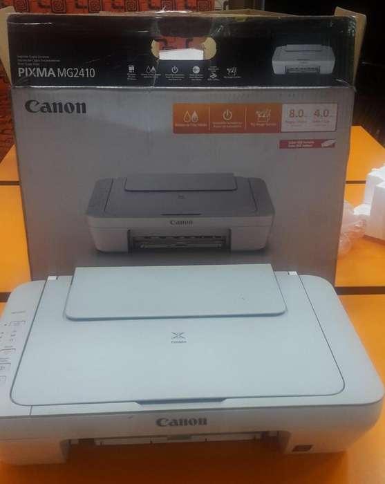 Impresora Canon Pixma MG2410 -Repuesto-