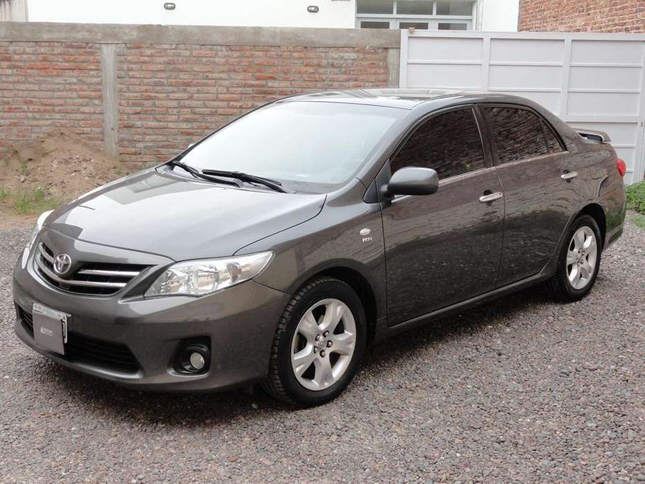 Toyota Corolla 2013 - 120000 km