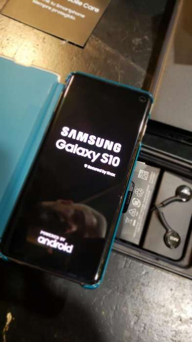 <strong>samsung</strong> Galaxy S10 (sin Uso)