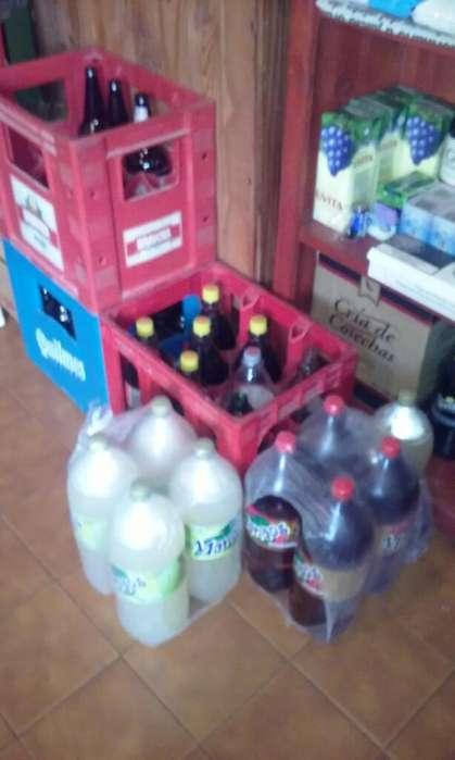 Vendo Dos Cajon de Cerveza Y Uno de Coca