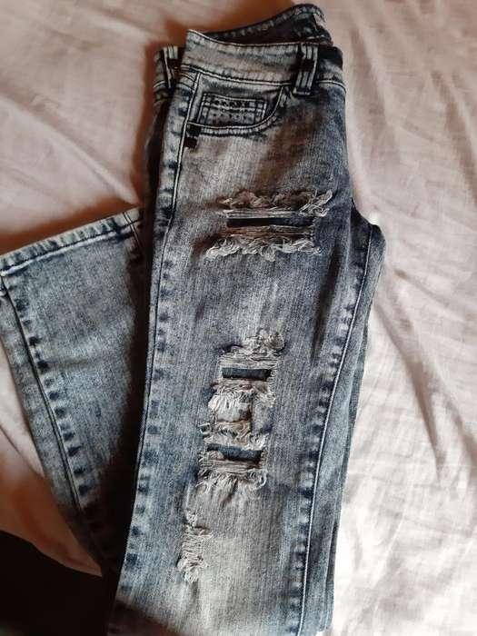 Jeans Dama Marca Nuevo