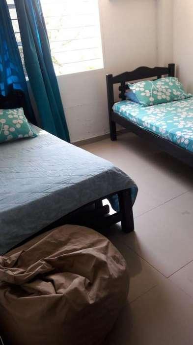 Arriendo habitacion individual