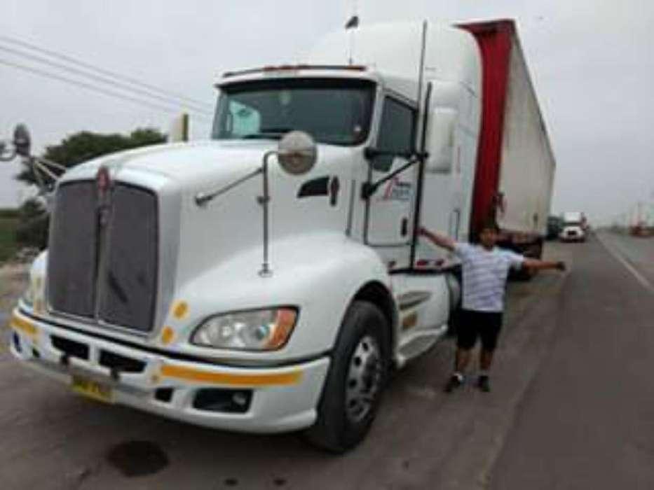 Busco Trabajo de Chofer de Camiones