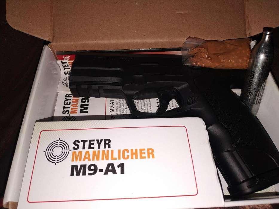 Steyrs Mannlicher M9 A1 Gas Comprimido