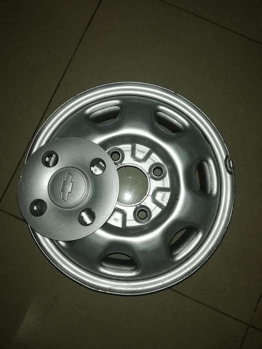 Vendo Aro para Chevrolet Spark