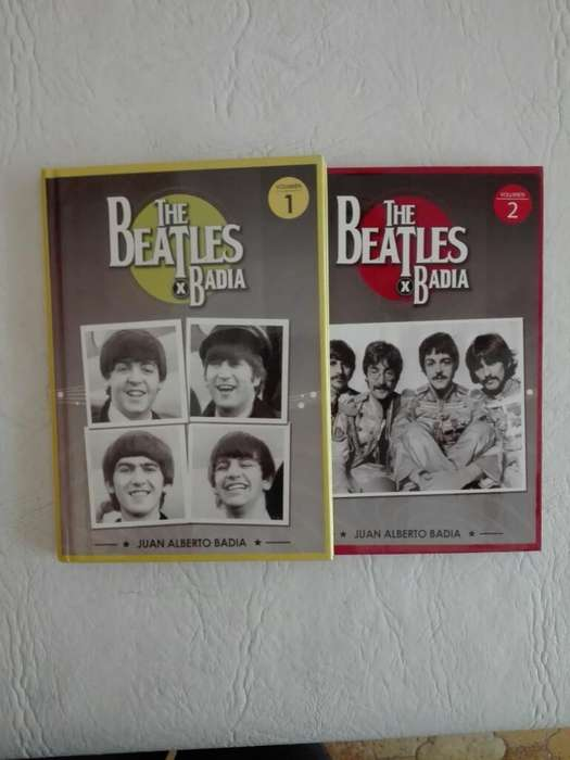 2 Libros 4 <strong>dvd</strong> Beatles Badia Nuevos