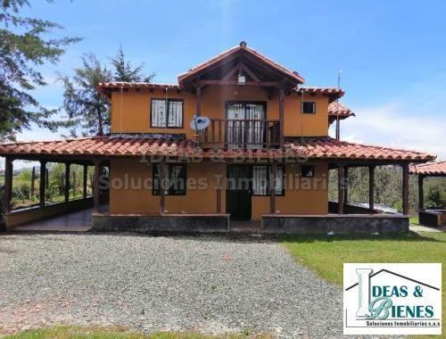Finca En Venta El Carmen de Viboral Antioquia: Código 878160