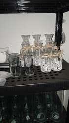Se Vende Cristaleria para Eventos