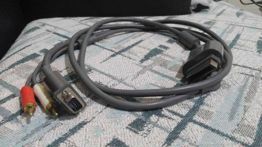 Cable Vga Xbox 360 Conexion Xbox 360 A <strong>monitor</strong> Lcd Led