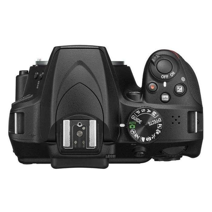 Cámara Fotográfica Dslr Nikon D3400