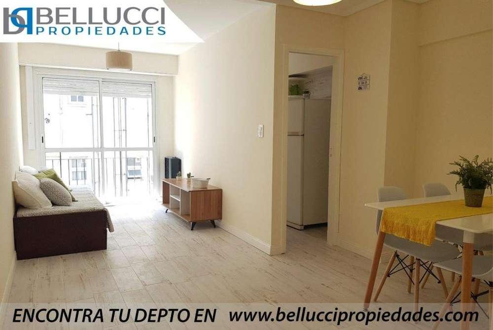 DEPARTAMENTO DE 1 AMB CON BALCON / VENTA / PLAZA COLON