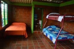 VENDE HOSTAL DE NANA EXCELENTE RENTABILIDAD BORRERO AYERBE KM30