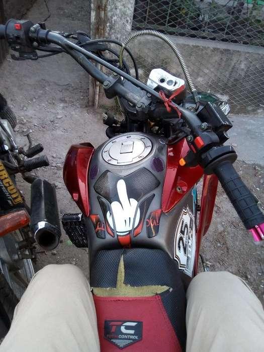 Zanella Zr 250cc Llevado a 330cc