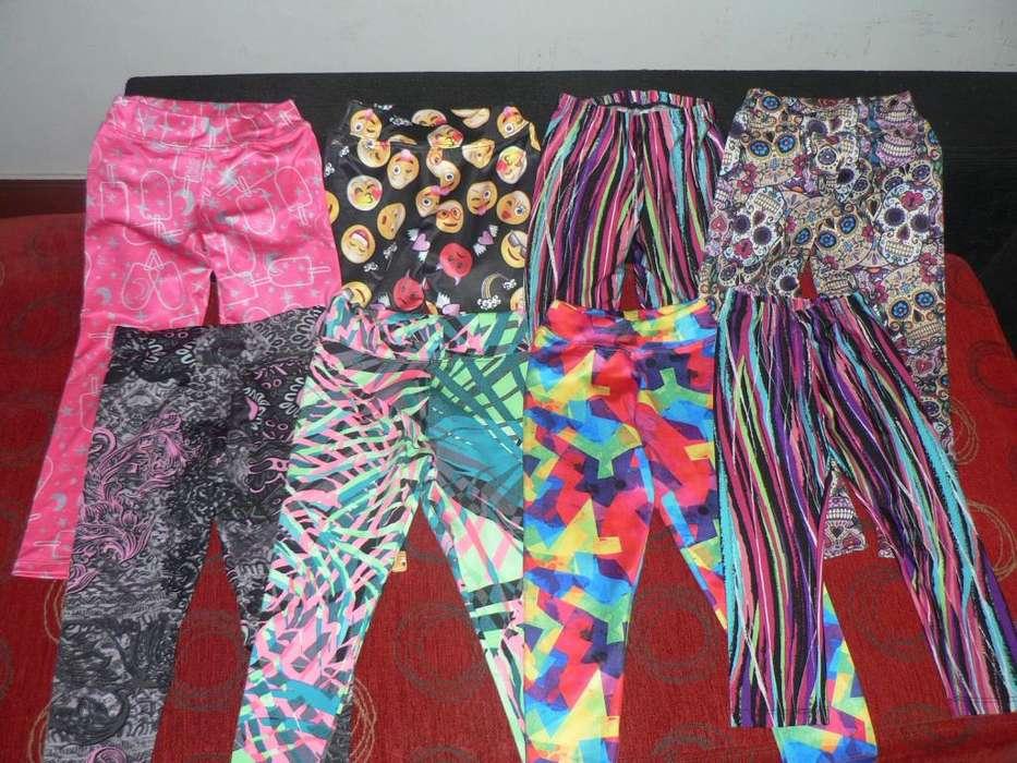 liquido ropa deportiva nena
