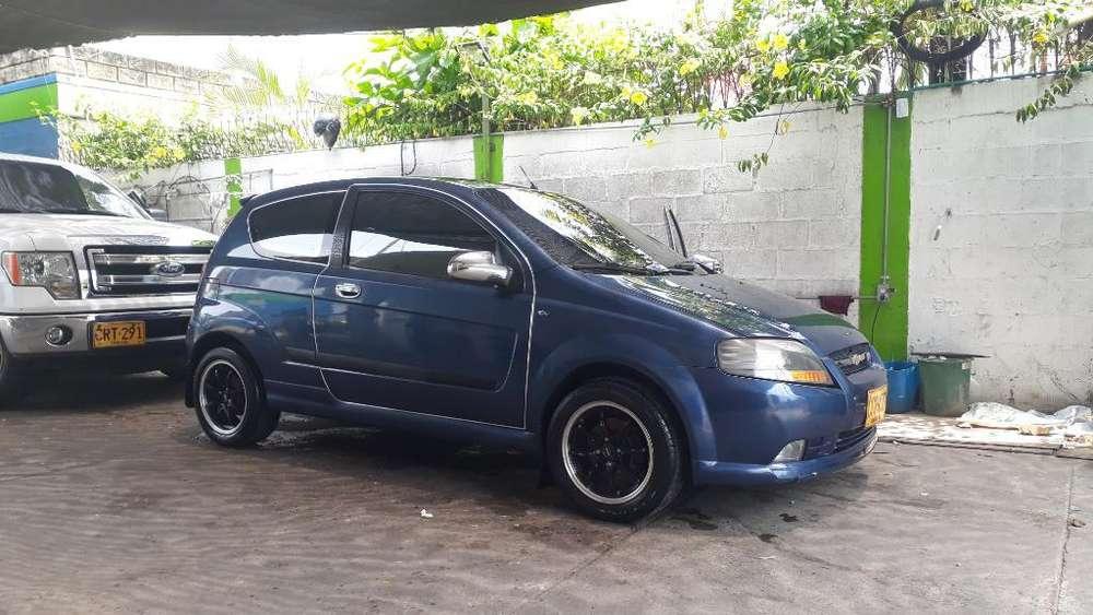 Chevrolet Aveo 2007 - 140000 km