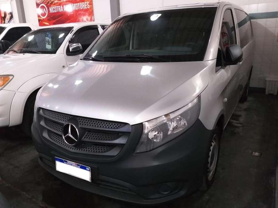 Mercedes-Benz Vito 2018 - 64000 km