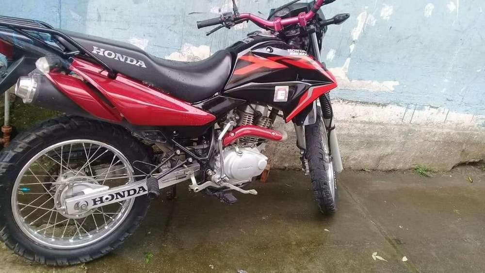 Honda Xr 150 Año 2016