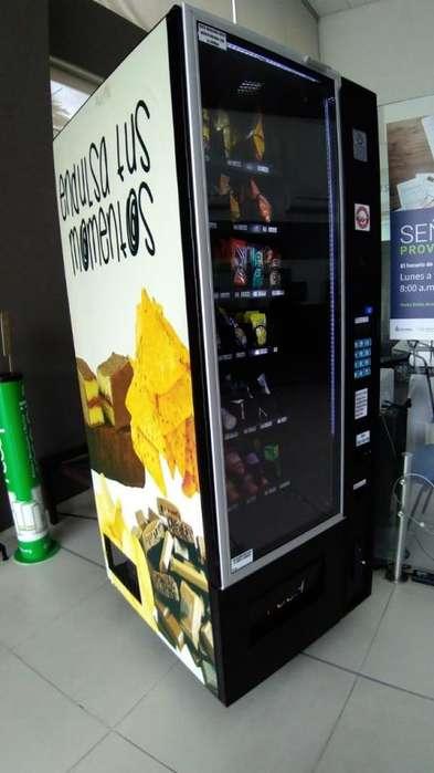 Maquina Dispensadora Vending Mediana