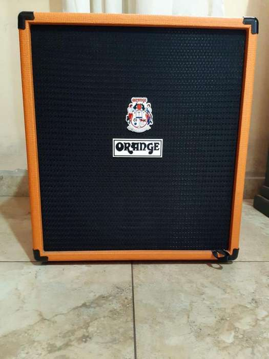 Orange Crush 50 Btx Bass