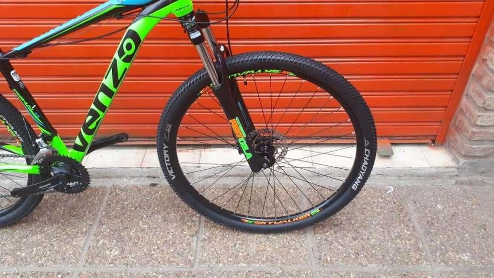 Bicicleta Rodado 29 venzo Prysmal NUEVA