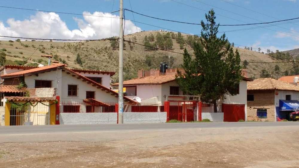 CASA DE CAMPO EN CARRETERA CENTRAL 1000MT2
