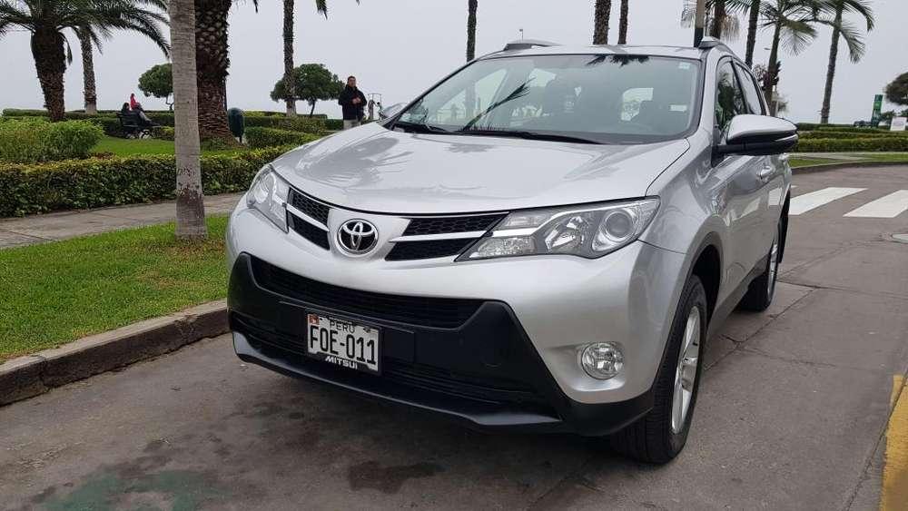 Toyota RAV4 2014 - 60000 km