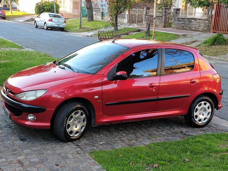 Peugeot 206 2007 - 181000 km
