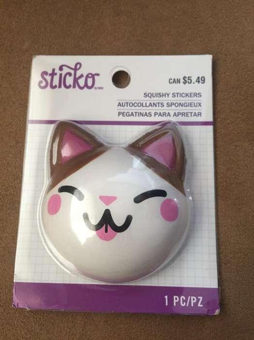 Squishy Sticker