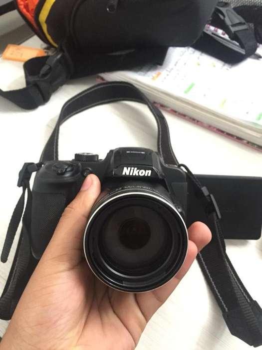 Nikon Coolpix B700 Como Nueva!