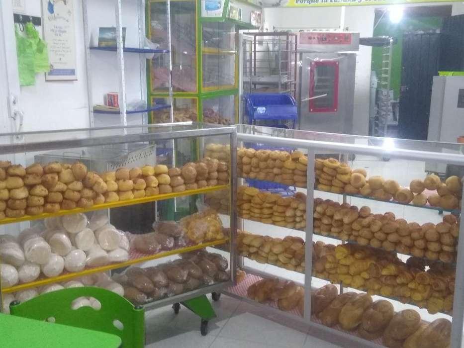 Vendo <strong>negocio</strong> de Panadería