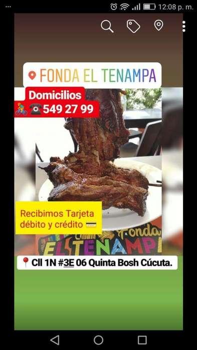 Deliciosa Carne a La Llanera