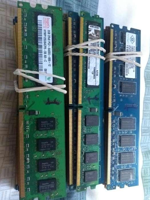 Memoria Ram Ddr2 Pc 2 Gb